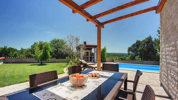 Brand new and modern villa with pool and sauna near Fažana, 9