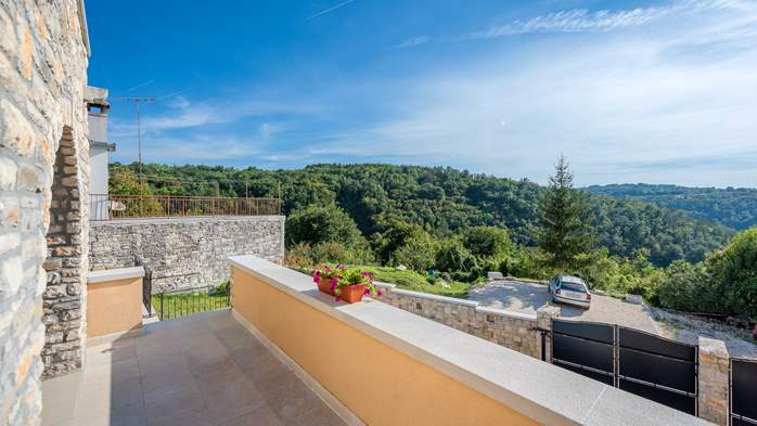 Charming villa with heated pool in the heart of Istria, 14
