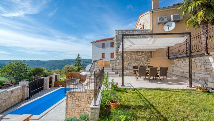 Charming villa with heated pool in the heart of Istria, 9