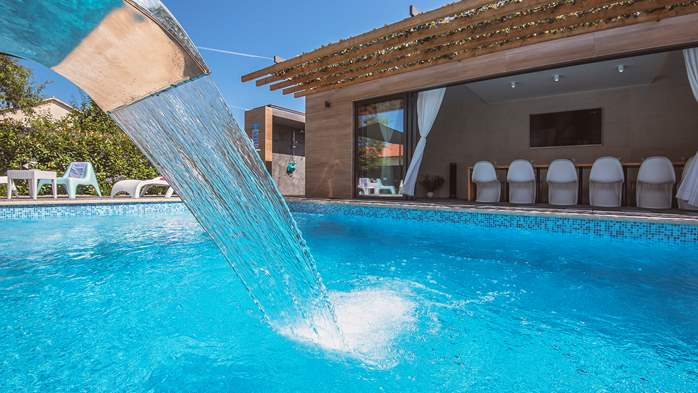Marvelous villa in Banjole with pool, sauna, gym and free WiFi, 10