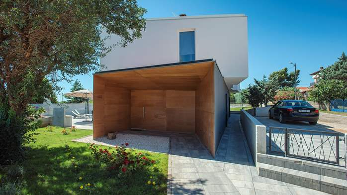 Wonderful newly built villa in Ližnjan, with private pool and BBQ, 3