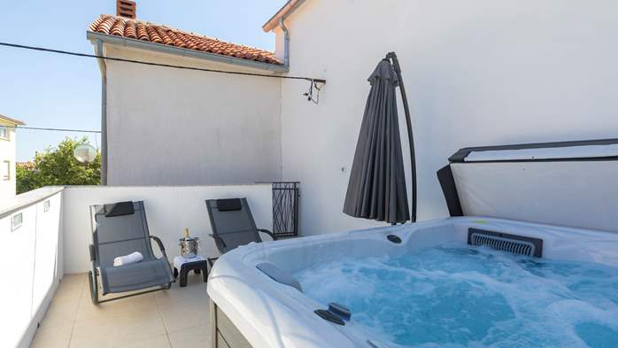 Beautiful renovated house in the center of Medulin, with Jacuzzi, 9