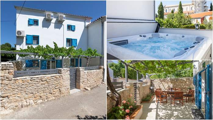 Beautiful renovated house in the center of Medulin, with Jacuzzi, 1