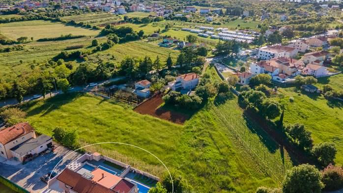 Unique, special villa in Valbandon with outdoor pool, 4