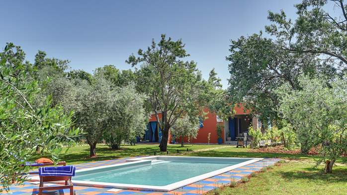 Irresistible house in Medulin with pool and private garden, 1