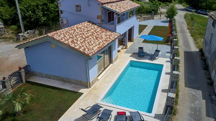 Charming villa in the heart of Istria with private pool, 10