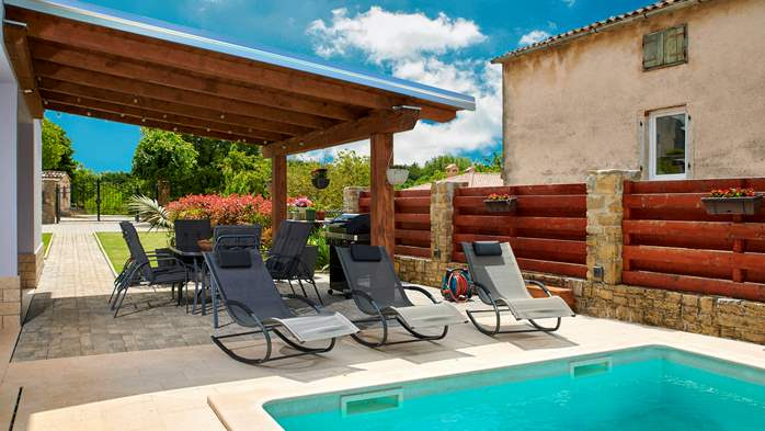 Charming villa in the heart of Istria with private pool, 7