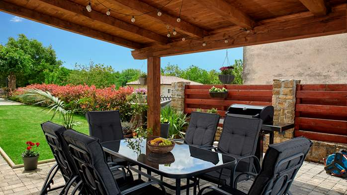 Charming villa in the heart of Istria with private pool, 8