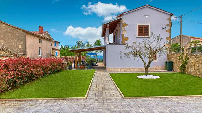 Charming villa in the heart of Istria with private pool, 12