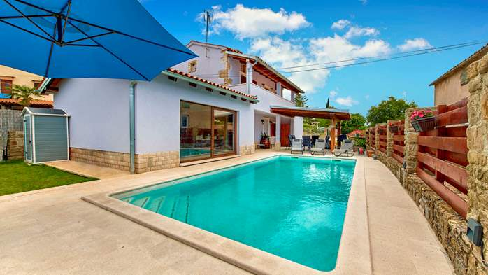 Charming villa in the heart of Istria with private pool, 2