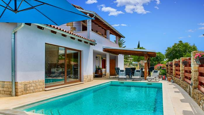 Charming villa in the heart of Istria with private pool, 1