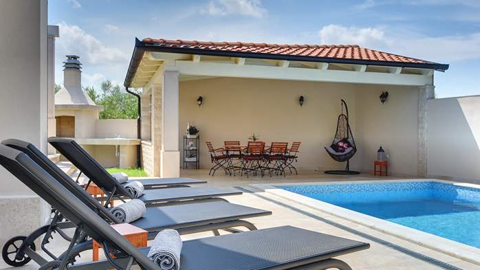 Romantic villa for 6 persons with private pool near Porec, 5