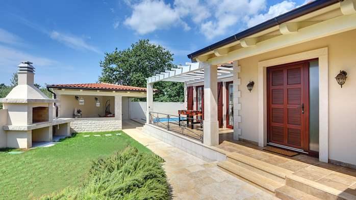 Romantic villa for 6 persons with private pool near Porec, 11