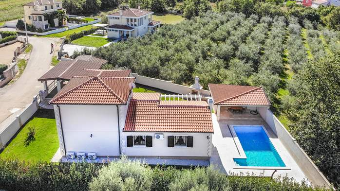 Romantic villa for 6 persons with private pool near Porec, 14