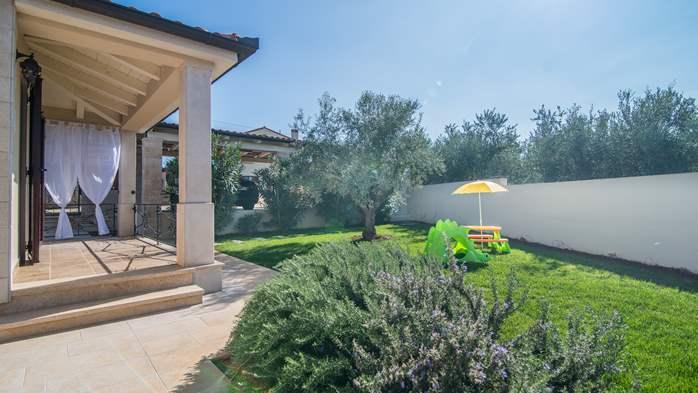 Romantic villa for 6 persons with private pool near Porec, 13