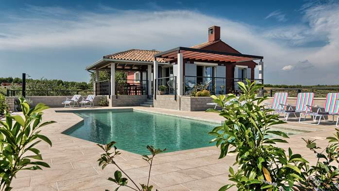 Unique villa surrounded by nature, with outdoor pool, 4