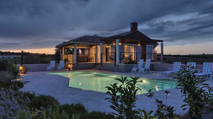 Unique villa surrounded by nature, with outdoor pool, 1