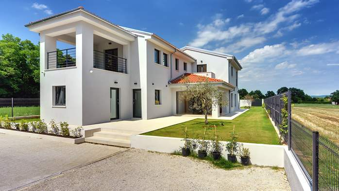 Sophisticated villa near Pula with private pool, 9