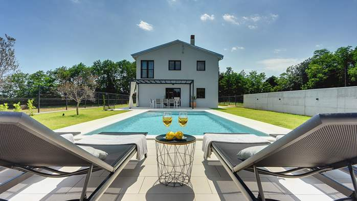 Sophisticated villa near Pula with private pool, 1