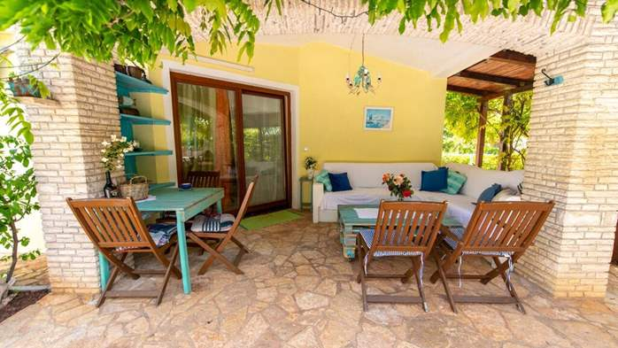 Villa in Ližnjan with private pool, can host up to 13 persons, 9