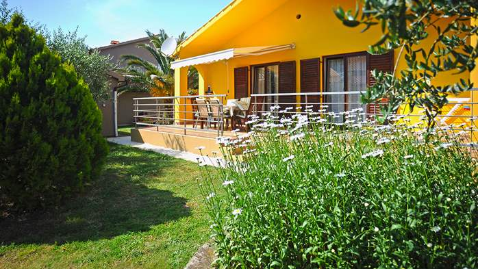 Comfortable house in Medulin, close to the sea, with garden, 1