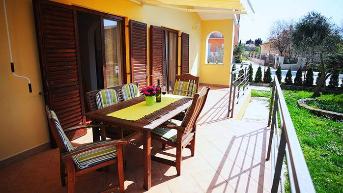 Comfortable house in Medulin, close to the sea, with garden, 12