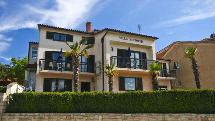 Villa with landscaped garden offers good accommodation, 17