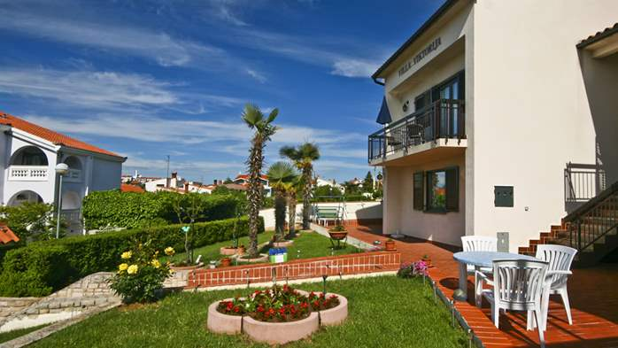 Villa with landscaped garden offers good accommodation, 20
