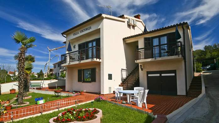 Villa with landscaped garden offers good accommodation, 11
