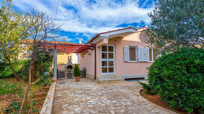 Air conditioned house for two persons, with terrace, in Pula, 5