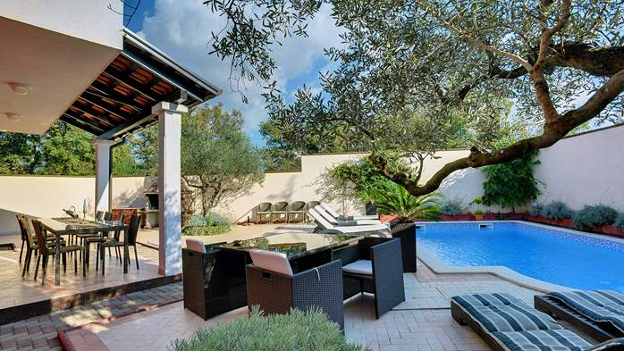 Luxury villa with heated pool, Wi-fi and ping-pong, 12
