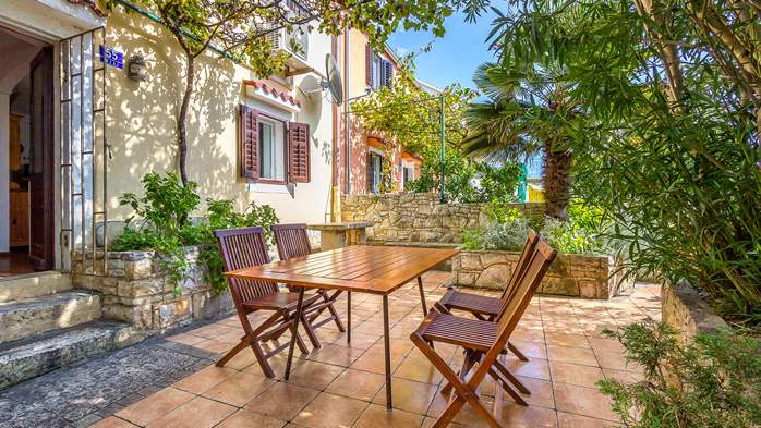 House on two floors in Medulin with private terrace with barbecue, 4