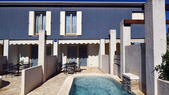 Villa with private pool and furnished terrace, in Banjole, 1