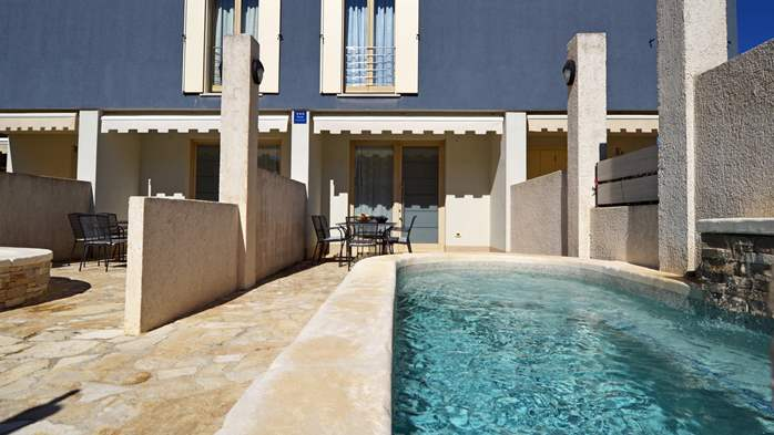 Villa with private pool and furnished terrace, in Banjole, 4