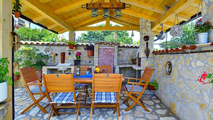 Apartments with heated pool, close to the beach, for adults, 20