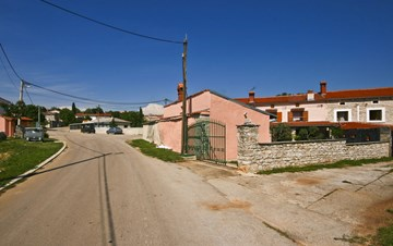 Istrian house in wood and stone on two floors for 4 persons