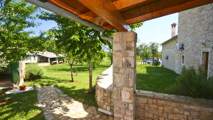 Istrian house in wood and stone on two floors for 4 persons, 19