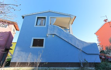 The charming house in Premantura offers nice accommodation