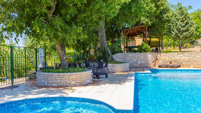Incredible house with pool and observatory offers nice apartments, 23