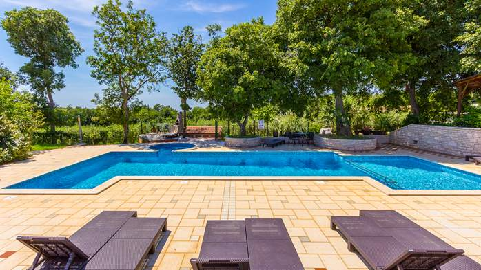 Incredible house with pool and observatory offers nice apartments, 41