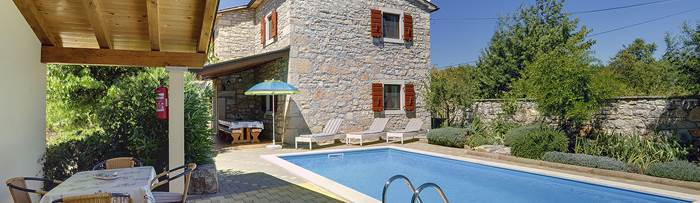 Accomodation in Porec