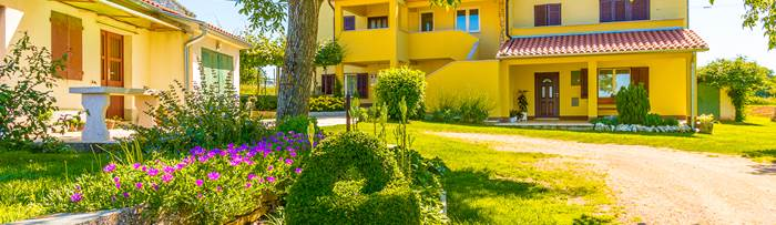 Accommodation in Barban