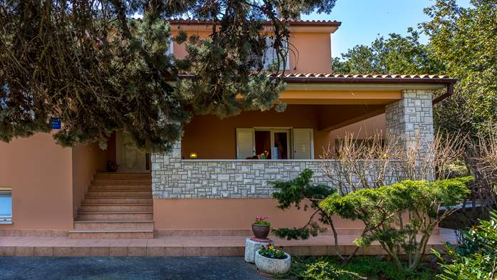 Stylish house with 4 bedrooms, garden, Wi-Fi, 3