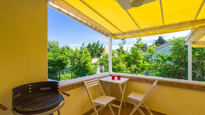 Charming holiday home in Premantura, 3 bedrooms, garden, Wi-Fi, 7