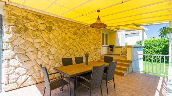 Charming holiday home in Premantura, 3 bedrooms, garden, Wi-Fi, 13
