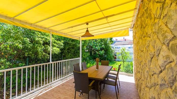 Charming holiday home in Premantura, 3 bedrooms, garden, Wi-Fi, 14
