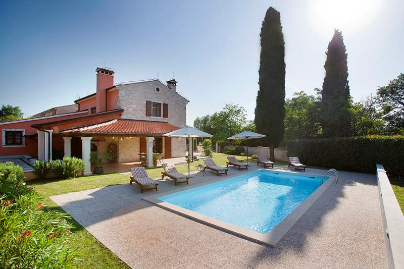 Book now  Contact us  Villa Fendi. Book this villa with privateoutdoor pool and fenced garden