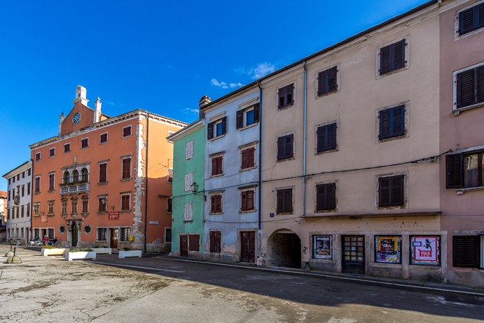 Accommodation in Vodnjan