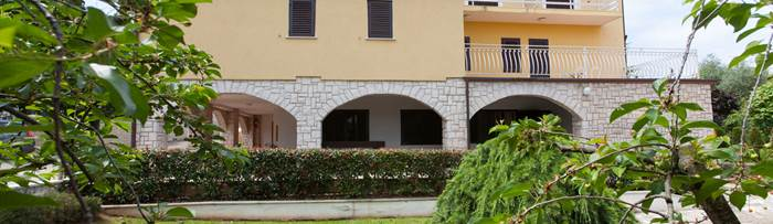 Apartments in Rovinj