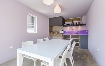 Air conditioned holiday home in Pula, with heated pool, barbecue
